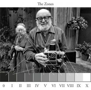 Ansel Adams / 10 zones