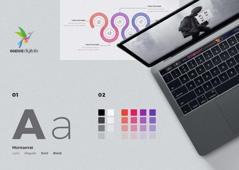 exemples de couleurs