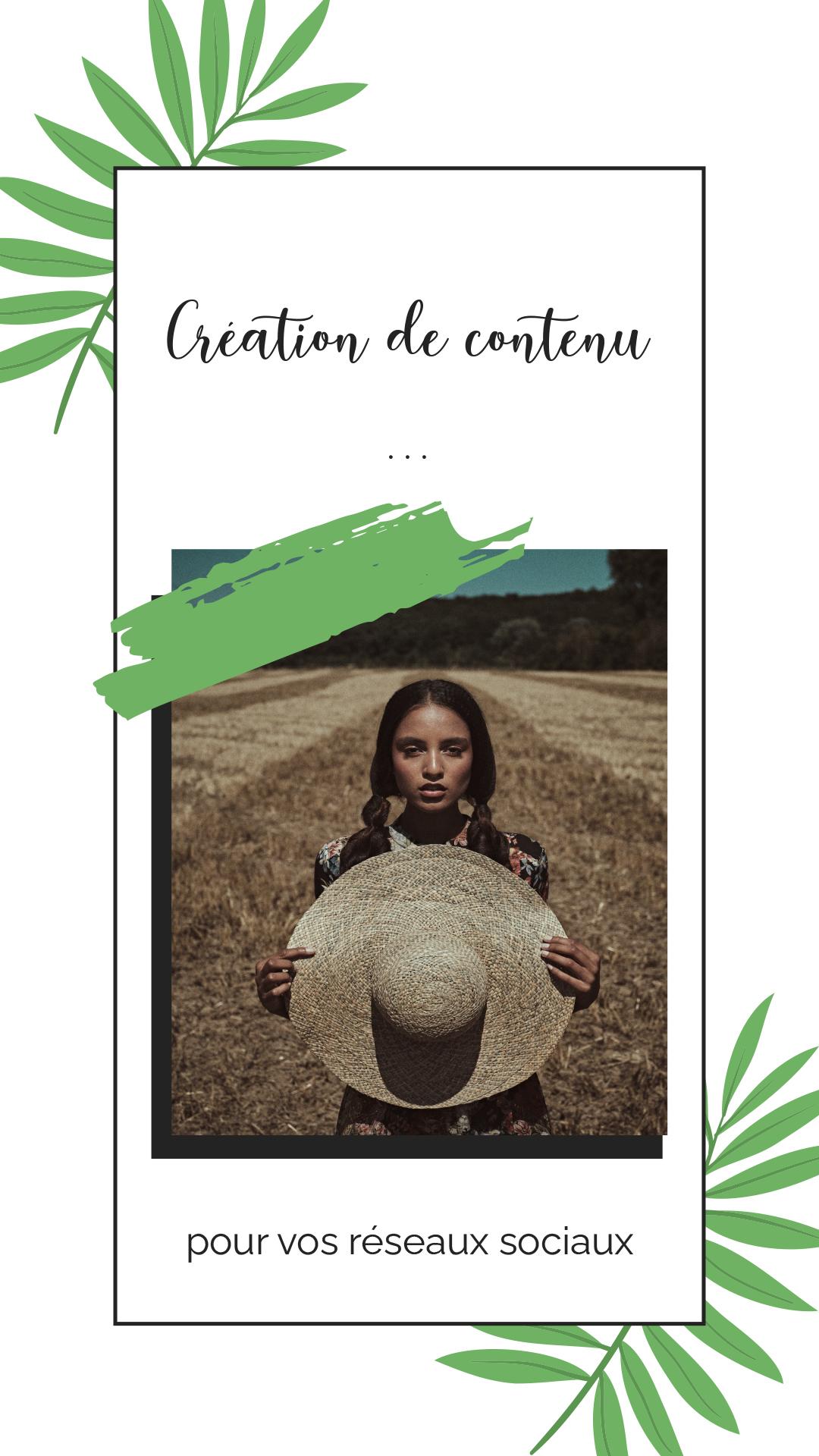 Story pour instagram