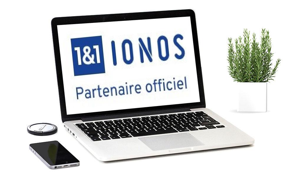Ionos partenaire officiel